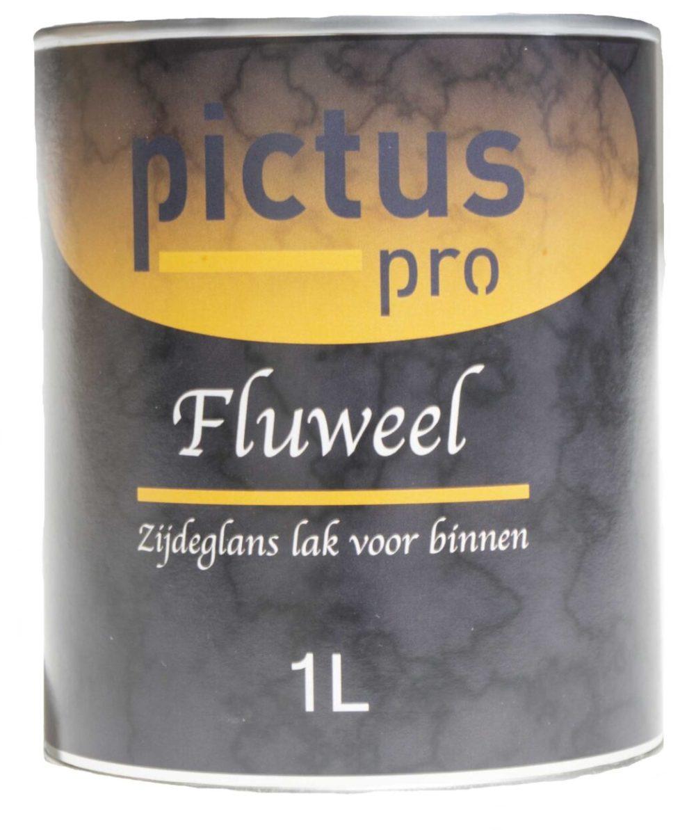 Pictus fluweel